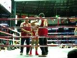 Ponsaneh Sit Monchai - December 29, 2009 Lumpinee Stadium Championship 126 lb - Round 3 - Video 4/4
