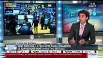 """Fed: """"Janet Yellen a rajouté une couche d'inquiétude sur les marchés"""", Thierry Sarles - 16/06"""