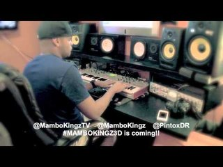 """Mambo Kingz - Making El Beat - Jory  """"Una Noche Inolvidable"""""""