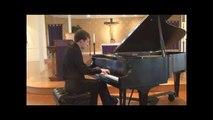 Preludes No. 3, No. 11, Op. 28 Chopin, Cameron Lea Junior Piano Recital Pt. 4