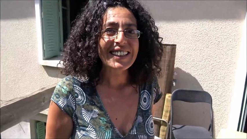 Malika, des Recycl'Arts