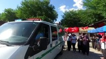 Zırhlı Polis Aracının Devrilmesi - Şehit Polis Memuru Oflaz'ın Cenazesi