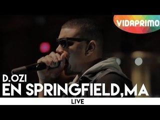 D.OZi ft. Jory @ Hippodrome en Springfield, Massachusetts [En Vivo]