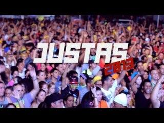 D.OZi - Las Justas en Ponce, PR [En Vivo]