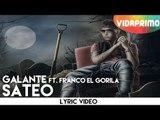 Galante ft. Franco El Gorila - Sateo