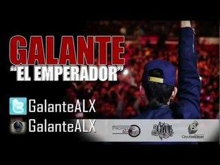"""GALANTE """"EL EMPERADOR"""" @ REGGAETON LIVE 2013"""