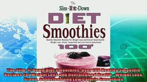 read now  The SlimItDown Diet Smoothies Over 100 Healthy Smoothie Recipes For Weight Loss and