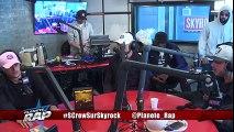 Freestyle [Part #1] du S-Crew (Nekfeu, Framal, Mekra et 2Zer) dans Planète Rap ! #DestinsLiés