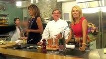 Chef Jacques Haeringer, L'Auberge Chez François VLOG Chef Jacques BTS Today Show 6:27:12