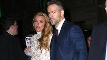 Pregnant Blake Lively and Ryan Reynolds Want Their Kids to Grow Up 'Normal'
