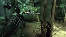 Batman: Arkham Asylum HARD Playthrough [28/52] (HD) - Xbox 360