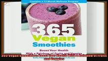 best book  365 Vegan Smoothies Boost Your Health With a Rainbow of Fruits and Veggies
