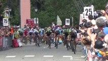 Route du Sud 2016 - Étape 1 : La victoire de Bryan Coquard