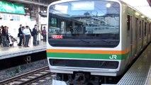 JR東日本E231系(コツK-19+コツS-16)@湘南新宿ライン 池袋駅