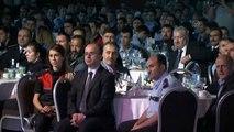 """Erdoğan: """"Terör Örgütü Yakar, Yıkar, Tahrip Eder Devlet İse İmar Eder"""""""