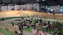 27 C grade 20 lap points race - Project Airconditioning Perth Winter Track Cycling Grand Prix
