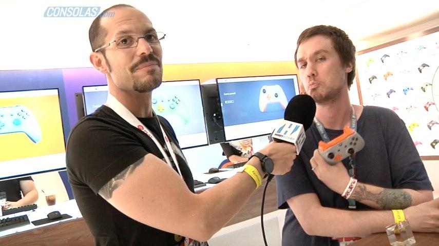 E3 2016 Construye tu propio mando