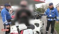 Un motard belge arrêté parce qu'il roule avec une moto ressemblant à celle de la police !