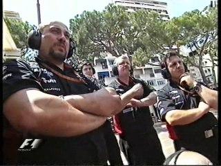 F1 2003 GP07 - MONACO Monte Carlo - 2nd Qualifying