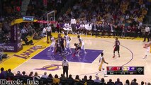 D Angelo Russell Full Highlights 2015-11- 22 vs Blazers   13 Pts, 9 Rebs, 6 Assists