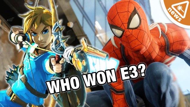 Who Won E3 2016?