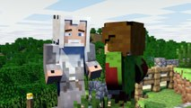 Lord of the Rings  Fellowship of the Ring   Minecraft Parody
