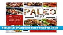 Download Paleo Diet : 365 Days of Gluten-Free   Grain-Free Paleo Diet Slow Cooker Recipes