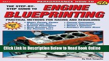 Read Engine Blueprinting: Practical Methods for Racing and Rebuilding (S-A Design) (S-a Design