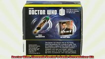 FREE PDF  Doctor Who Eleventh Doctors Sonic Screwdriver Kit  DOWNLOAD ONLINE