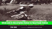 Read Legendary Motocross Bikes: Championship-Winning Factory Works Motorcycles  Ebook Free