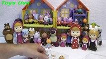 Video Dora and Friends, Alana Meets New Friends Peppa Pig, Маша и Медведь, Dora the Explorer