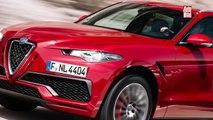 Insider: Alfa Romeo SUV vs. BMW X3 (2017)