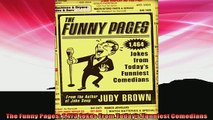 Free PDF Downlaod  The Funny Pages 1473 Jokes From Todays Funniest Comedians  DOWNLOAD ONLINE
