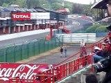 essais privés F1 Francorchamps 10 juillet 07