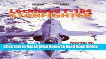 Download Lockheed F-104 Starfighter (Crowood Aviation Series)  Ebook Online