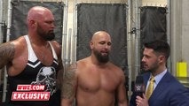 Luke Gallows & Karl Anderson vow to add more titles to their collection  Raw Fallout, June 13, 2016