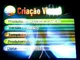 Chamada Tripla Domingo Legal - Eliana - Programa Silvio Santos - Sbt Domingo 24/10/2010
