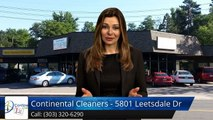 Continental Dry Cleaners - Denver CO | The Best Laundry Cleaning Stores | See Reviews by Amber ...