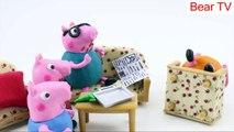 Peppa Pig Stop Motion! Peppa Pig Stop Motion Play Doh! Play Doh Stop Motion Playlist!