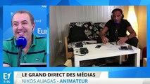 """Nikos Aliagas : """"Je voudrais continuer l'aventure sur Europe 1"""""""