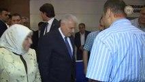 Başbakan Yıldırım Kafede Gençlerle Buluştu