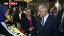 Başbakan Yıldırım, gençlerle buluştu