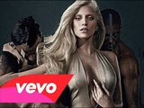 'ALONEOh Oh Oh' Snippet   Lady Gaga ft David Guetta ft Chris Brown   Available August 28 HD