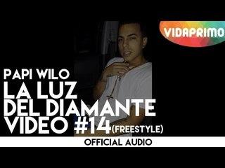 Papi Wilo Freestyle La Luz del diamante video #14