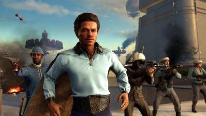 Bespin Launch Trailer de Star Wars : Battlefront
