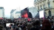 L.E.J enflamme la place de Gaulle à Cherbourg le 16 juin 2016