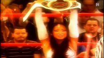 Gail Kim Gets Inducted In The TNA Hall Of Fame