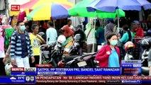 Satpol PP Kerja Keras Tertibkan PKL di Tanah Abang