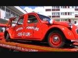 Exposition Véhicules Pompiers caserne de Firminy (partie 3)