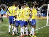 Video resumen Goles 2 Brasil vs Corea del Norte 1